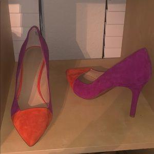 Practically new heels